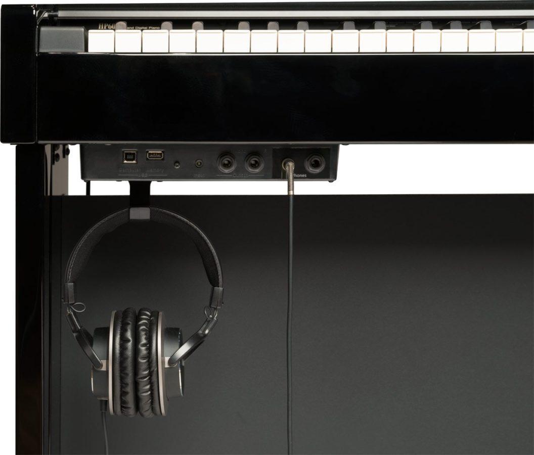Der Kopfhörersound wird auch beim HP605 mittlerweile groß beachtet