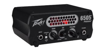 Test: Peavey 6505 Piranha, Gitarrenverstärker