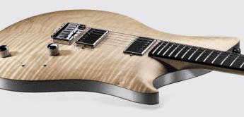 Test: Relish Guitars Flamed Jane, E-Gitarre