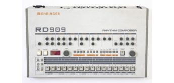 Superbooth 18: Behringer RD-909, Drummachine