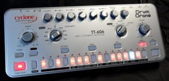 Test: Cyclone Analogic TT-606 Drum Drone, Analoge Drummaschine