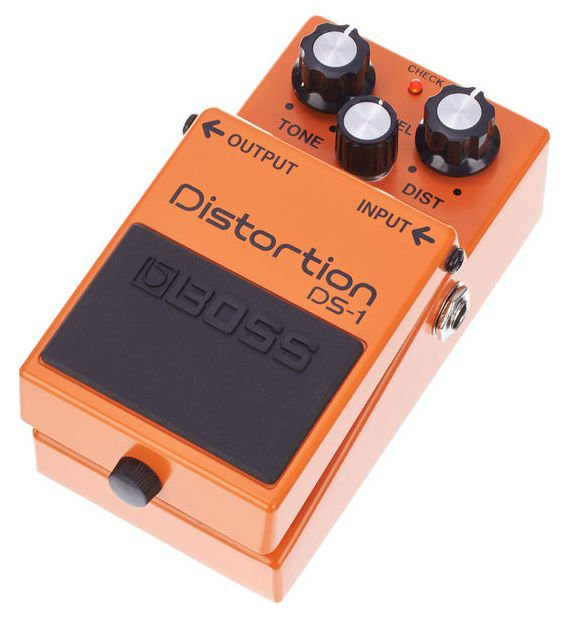 -- Boss DS-1 Distortion --