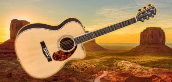 Test: Fender PM-3 Limited Adirondack RW Akustikgitarre