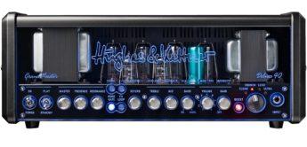 Test: Hughes & Kettner Grandmeister Deluxe 40, Gitarrenverstärker