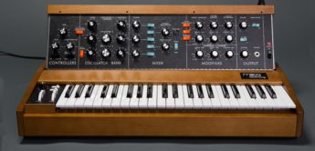 Test: Moog Minimoog Reissue Model D, Synthesizer