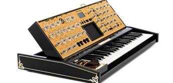 SPECIAL: Moog Minimoog, 45 Jahre Synthesizer-Legende