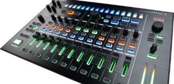 Roland MX-1, Performance, ja. Mixer – nur mit Einschränkungen.
