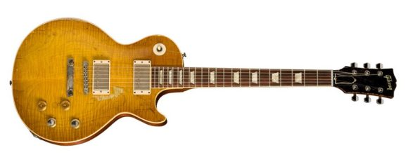 -- Gary Moore 59er Les Paul aus der aktuellen Gibson Collection --