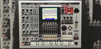 Black Box: Roland MC-909 Groovebox & Sampler