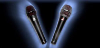 Test: sE Electronics V3 und V7, Mikrofone