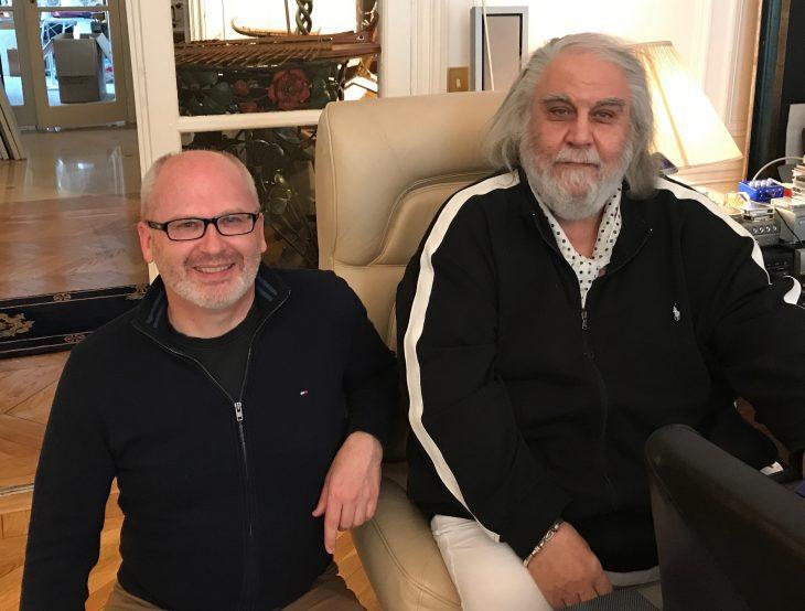 Interview Vangelis von Peter Grandl
