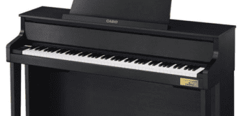 Test: Casio Hybrid GP-300, Digitalpiano