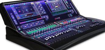 NAMM NEWS 2017: Allen & Heath dLive C Class, Digital-Mischpult