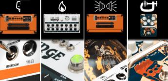 NAMM NEWS 2017: Orange Rocker Amps und Acoustic Pre