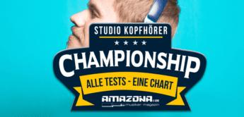 Championship: Die besten Studiokopfhörer