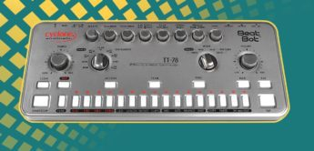 Test: Cyclone Analogic TT-78 Beat Bot, Analog Drummachine