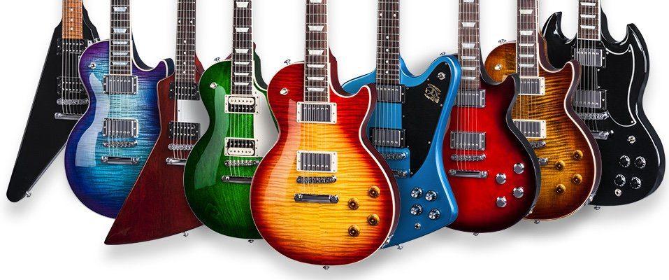 NAMM NEWS 2017: Gibson S-Serie, E-Gitarren - AMAZONA.de