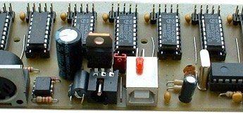 Doepfer USB64 – Bau dir deinen eigenen  Midi-Controller! Teil 1
