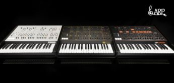 NAMM NEWS 2017: Korg ARP Odyssey FS, Analog Synthesizer