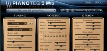 Modartt Pianoteq 5 Jenseits von Samples