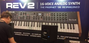 NAMM NEWS 2017: Dave Smith Instruments REV2