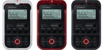 Top News: Roland R-07, Mobiler Recorder