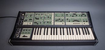 Blue Box: Roland SH-7, Vintage-Analogsynthesizer