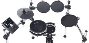 Test: Alesis Command Kit, E-Drum Kit