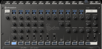 Test: Audiorealism ADM, Software Drummaschine
