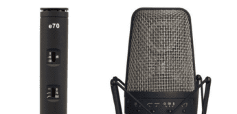 Test: CAD E300S, e70, Groß- und Kleinmembranmikrofon