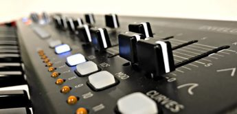 Workshop: Behringer DeepMind 12, Sync Leads