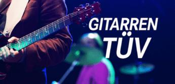 DIY: So bringst du deine Gitarre wieder in Topform