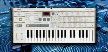 Test: Korg microKorg S, Synthesizer Vocoder