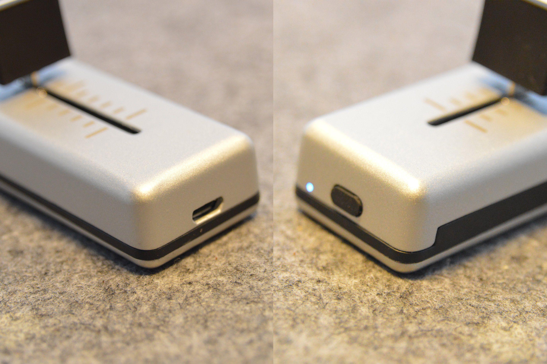 Test Djit Mixfader Bluetooth Fader Seite 2 Von 4 Usb Led Geladen Per Ein Kleiner Schalter Zum An Und Abschalten Synchronisieren