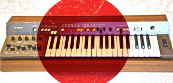 Blue Box: Yamaha SY-1, Analogsynthesizer