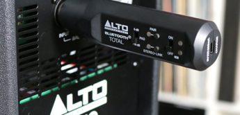 Test: Alto Bluetooth Total, Alto TX 10, Aktivboxen