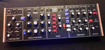 Superbooth 17: Behringer D, Minimoog-Clone