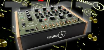 Test: Can Electric Taula 4, Rotary Mixer
