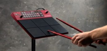 Workshop: Nord Drum 3 im Live-Einsatz, Drum-Synthesizer