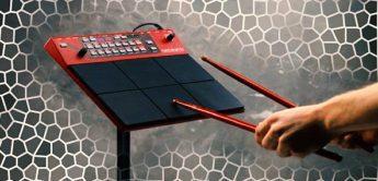 Workshop: Nord Drum 3P im Live-Einsatz, Drumpads und Synthesizer