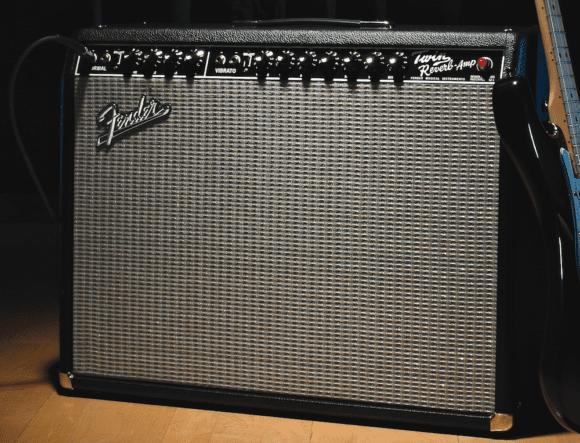 -- Fender Twin Reverb --