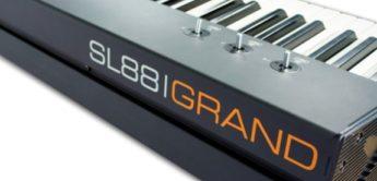 Test: Studiologic SL88 Grand, SL88 Studio, Masterkeyboard
