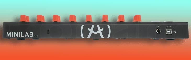 Arturia Minilab MKII Orange Edition Controller