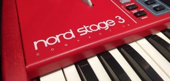 Live – Musikmesse 2017: Clavia Nord Stage 3, Keyboard