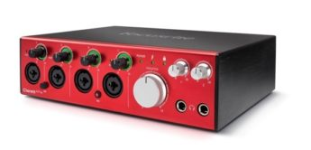 Test: Focusrite Clarett 4Pre Thunderbolt Audiointerface