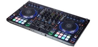 Test: Denon MC7000, DJ-Controller