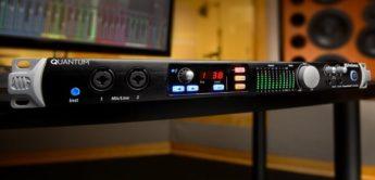 Superbooth 17: Presonus Quantum, Audiointerface