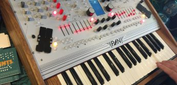 Superbooth 18: Syntonovo PAN, Analog-Synthesizer