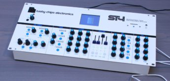 Tasty Chips Electronics ST4 Hybrid Synthesizer & Saw Bench