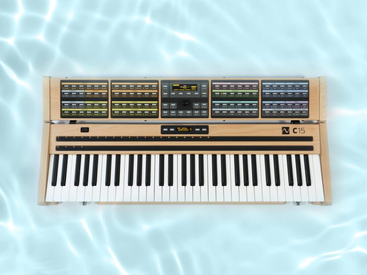 Test: Nonlinear Labs C15, Synthesizer